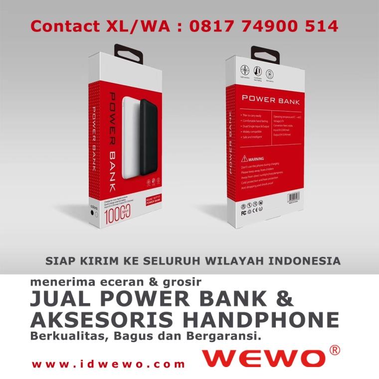 Aksesoris Hp Murah Bandung Distributor Power Bank